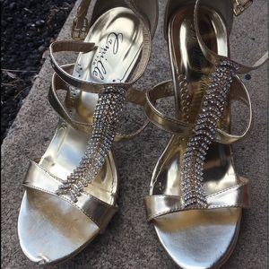 Camille La Vie rhinestones Heels